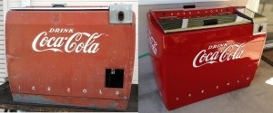 Before and After Cooler