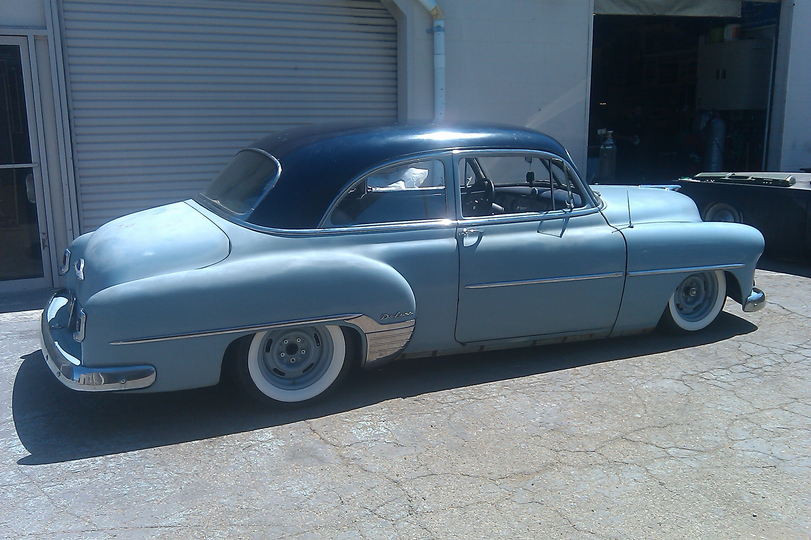 1951 Chevy Styleline Deluxe Wiring Layout Diagrams Chevrolet Cmc Designs U00bb Repairs And Upgrade Work Interior Custom