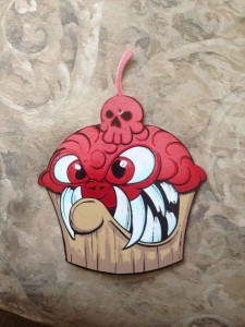 Panel Jammers™ Cupcake